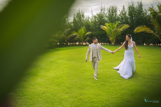 Elopement-wedding, Wendel e Sara.